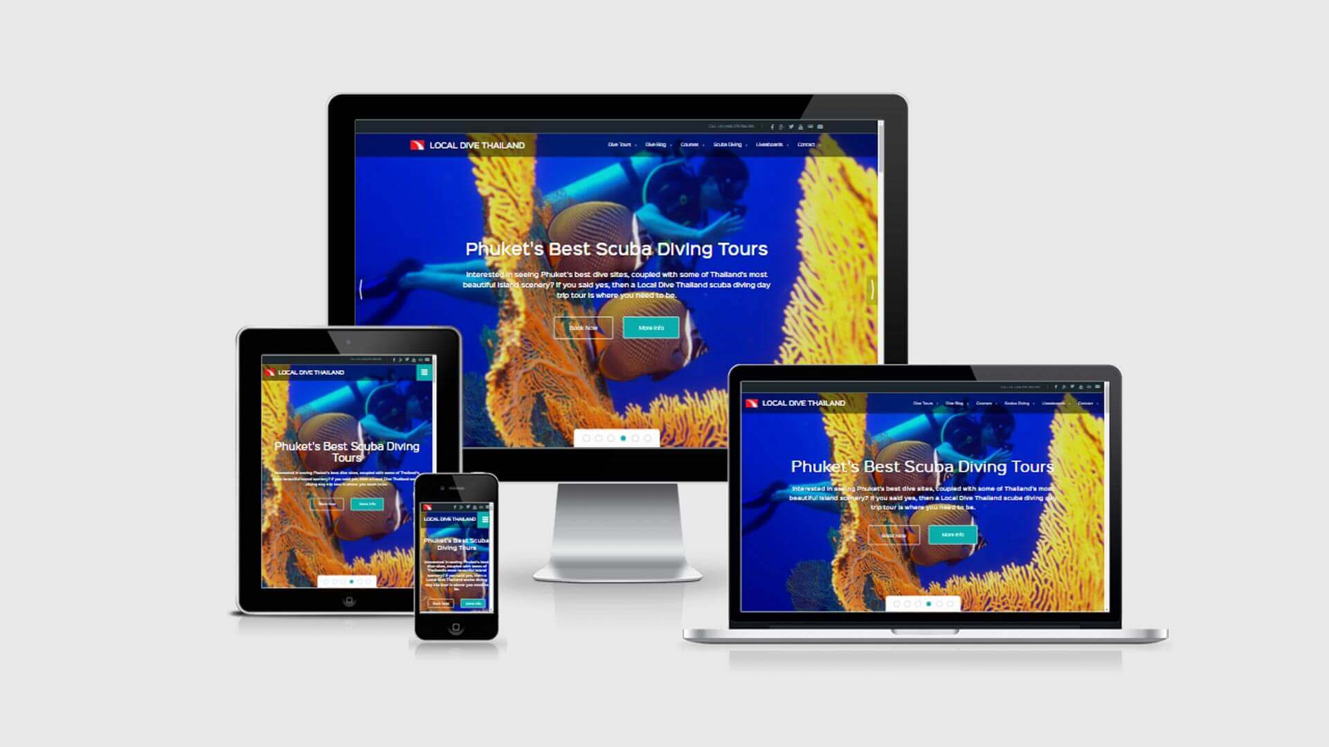 Local Dive Thailand's New Web Threads