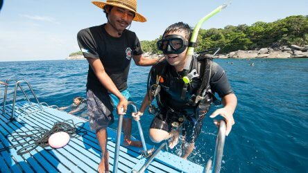 Get Your PADI Certification In Phuket