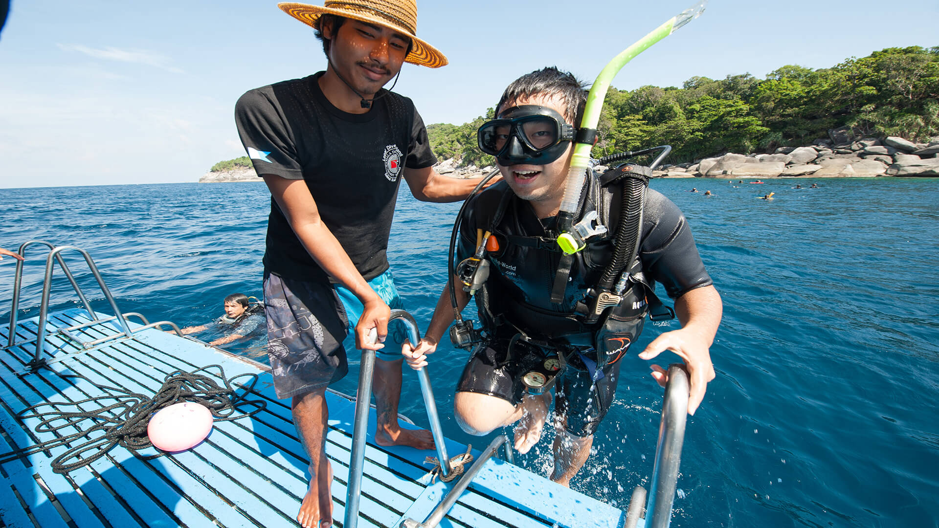 Scuba Diving In Phuket For Beginners · Local Dive Thailand