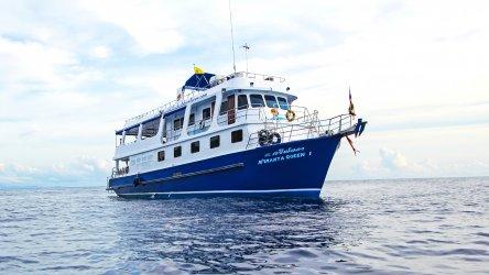 Manta Queen 1 Similan Island Liveaboard