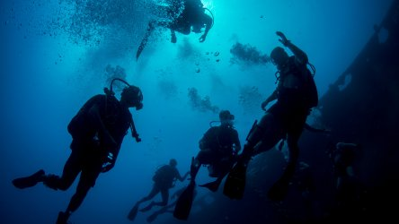 Get Your PADI Deep Dive Specialty In Phuket