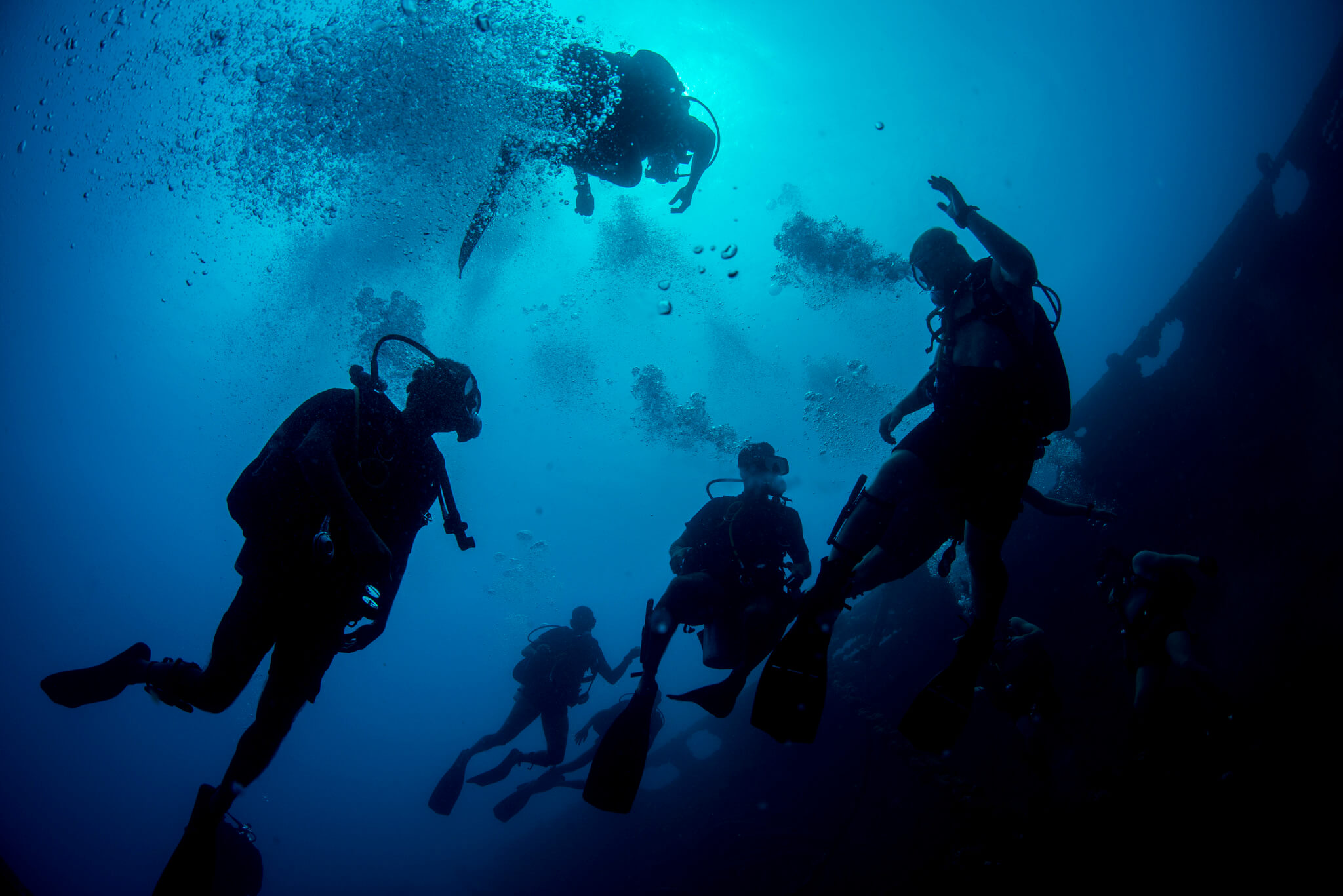 PADI Deep Diver Course – Explore More!