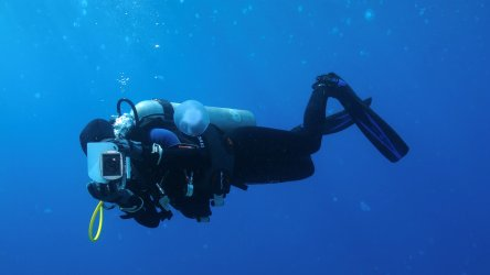 Learn How To Take Great Dive Photos In Phuket