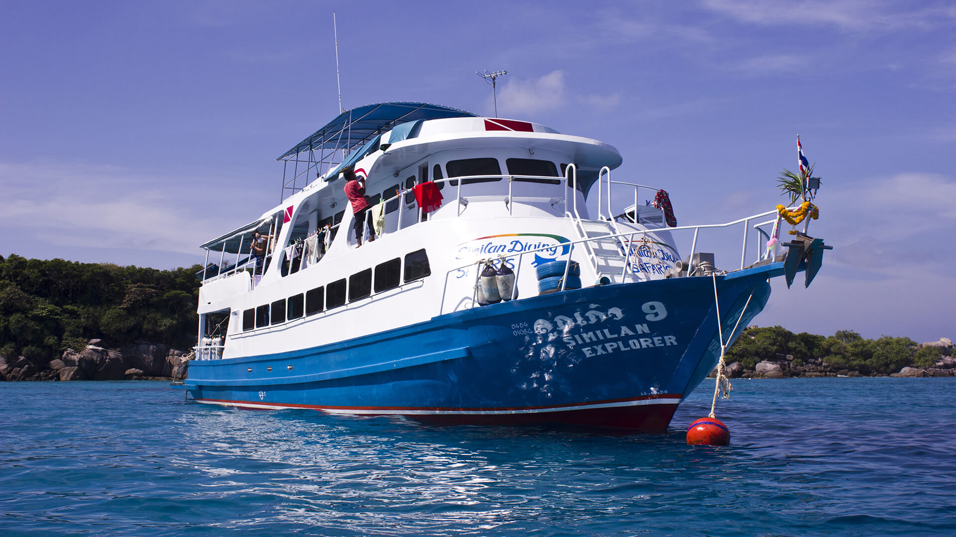 MV Similan Explorer