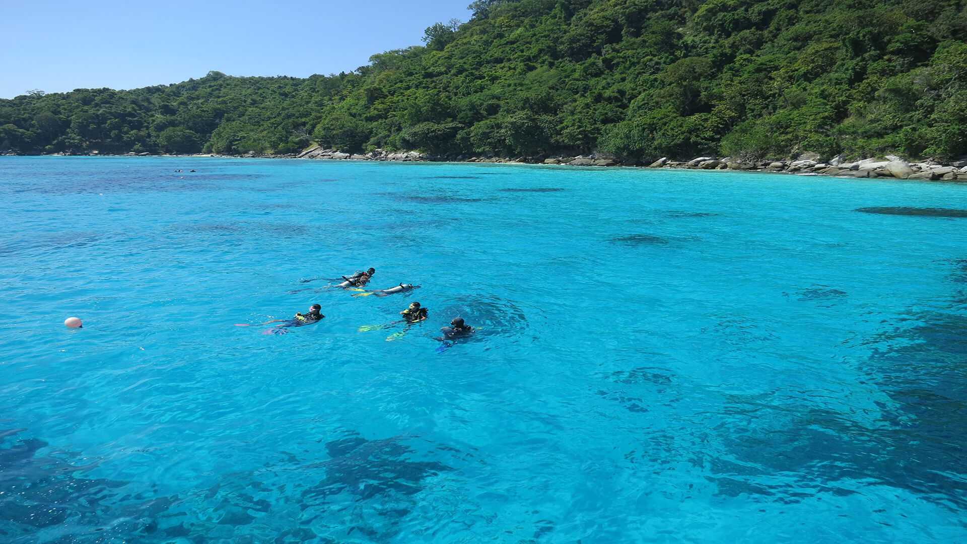 The Racha Islands
