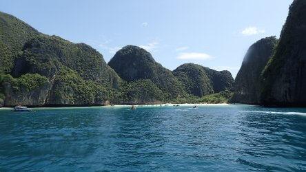 Maya Bay - A Stunning Phuket Diving Backdrop
