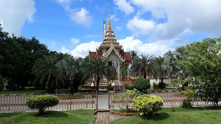 Things to do in Phuket - Wat Chalong