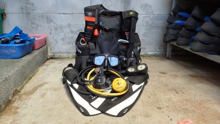 Phuket Diving Rental Equipment
