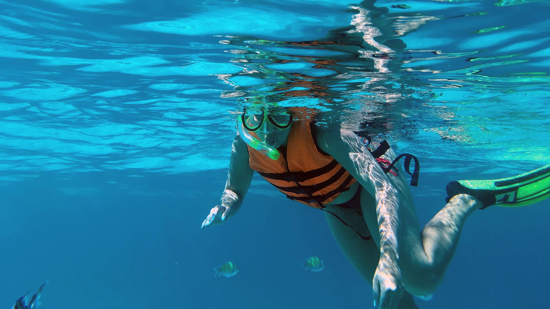 Snorkelling Tours In Phuket
