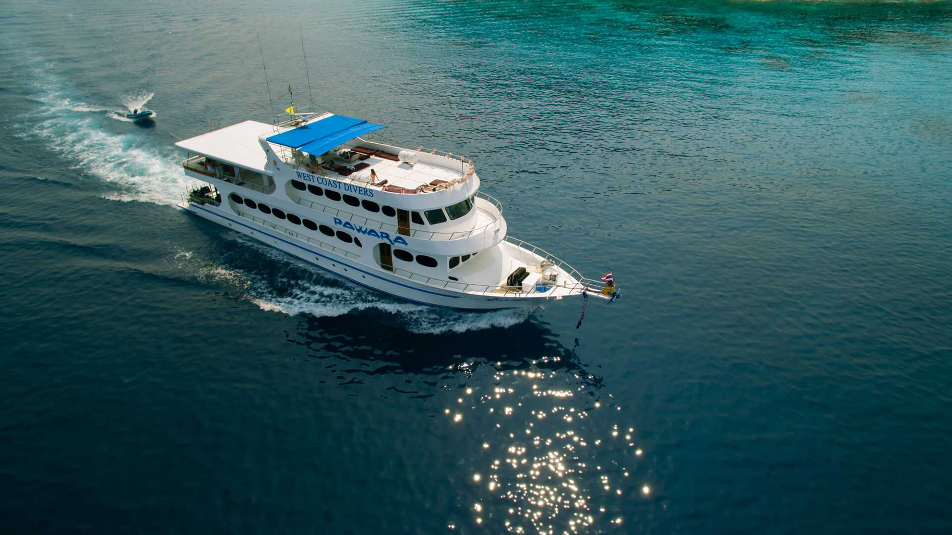 10% Discount On Your 2017/2018 Similan Island Liveaboard With MV Pawara
