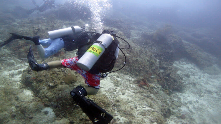 Nitrox Diving In Phuket