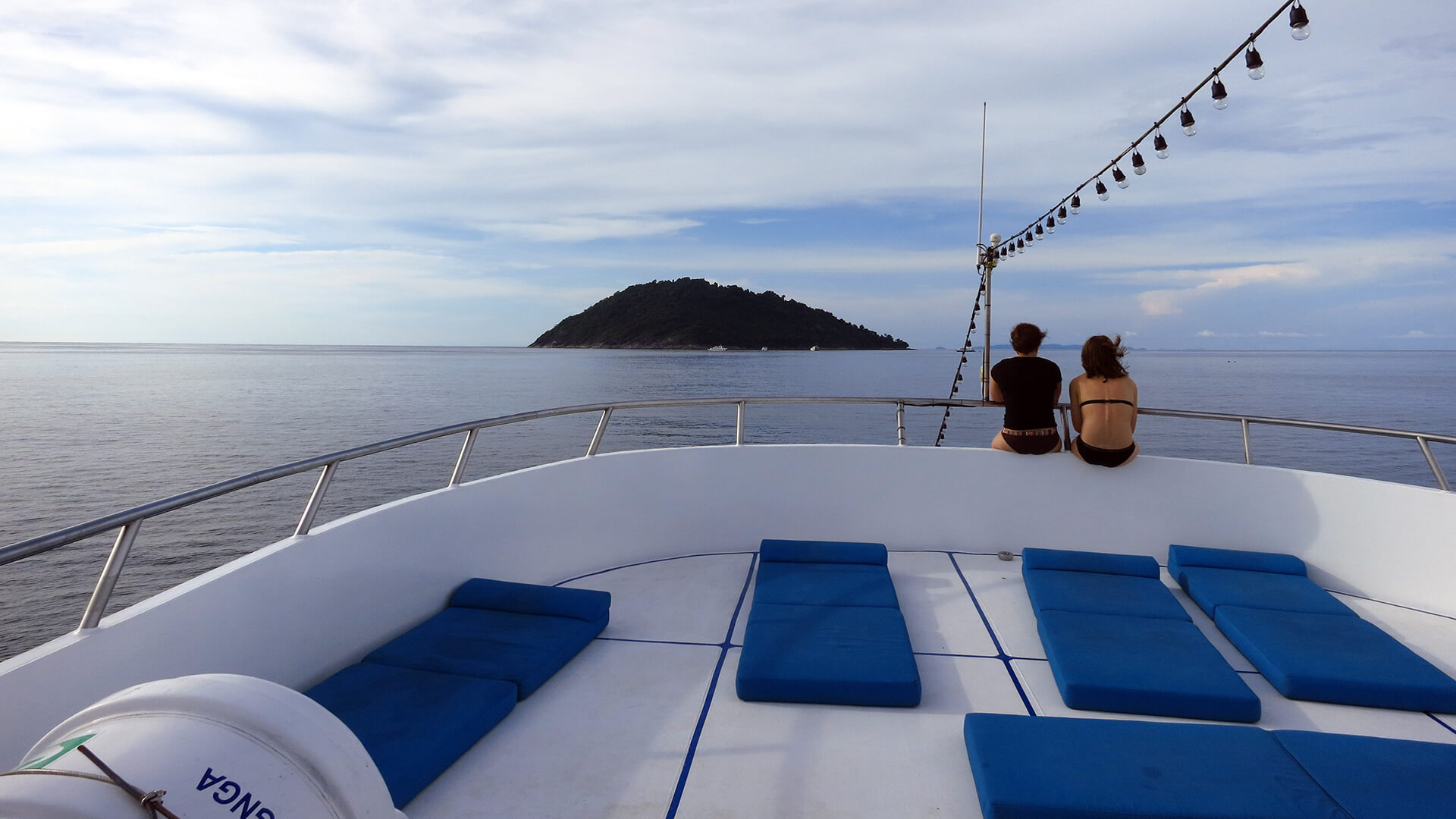 Similan Island Liveaboard MV Pawara Songkran Trip Review