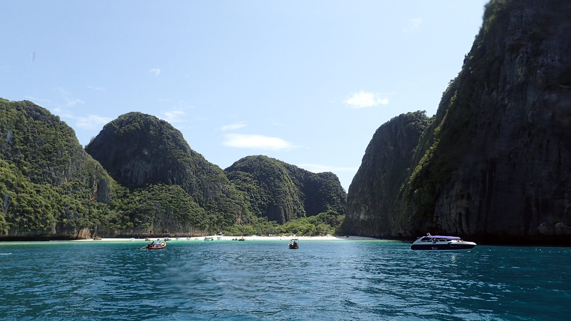 Get Out! Maya Bay Will Be Closed In Low Season
