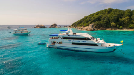 Similan Island Liveaboards With Discounts