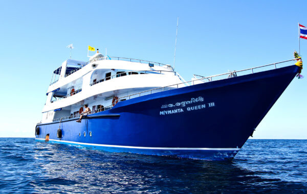 Great Deals On Similan Island Liveaboards Thailand