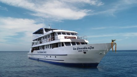 Similan Island Discounts On Deep Andaman Queen