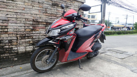 Hiring A Scooter In Phuket