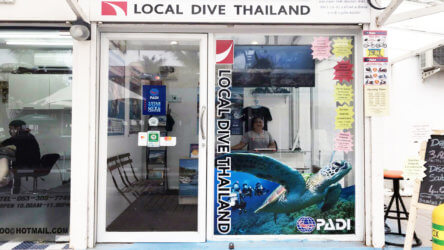 Local Dive Thailand Phuket Patong Sales Office