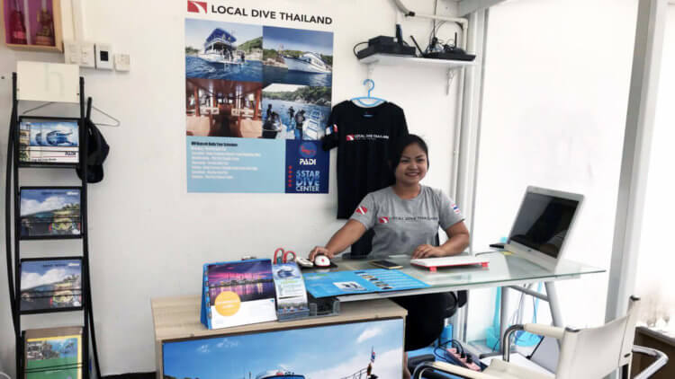 May In Our Patong Sales Office