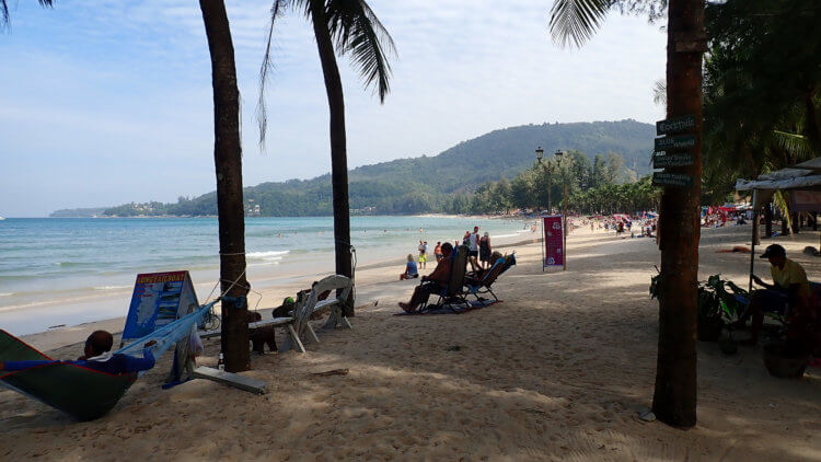 Kamala Beach You Just Wanna Be That Guy In The Hammock