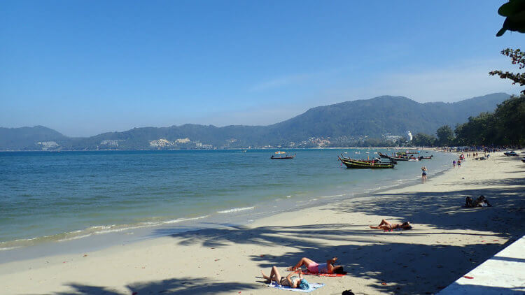 Patong Remains The Most Popular Beach Resort