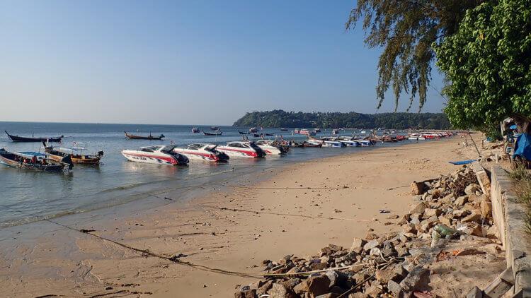 Rawai Beach In South Phuket