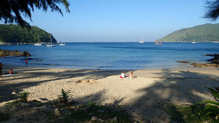 Small But Stunning Yanui Beach