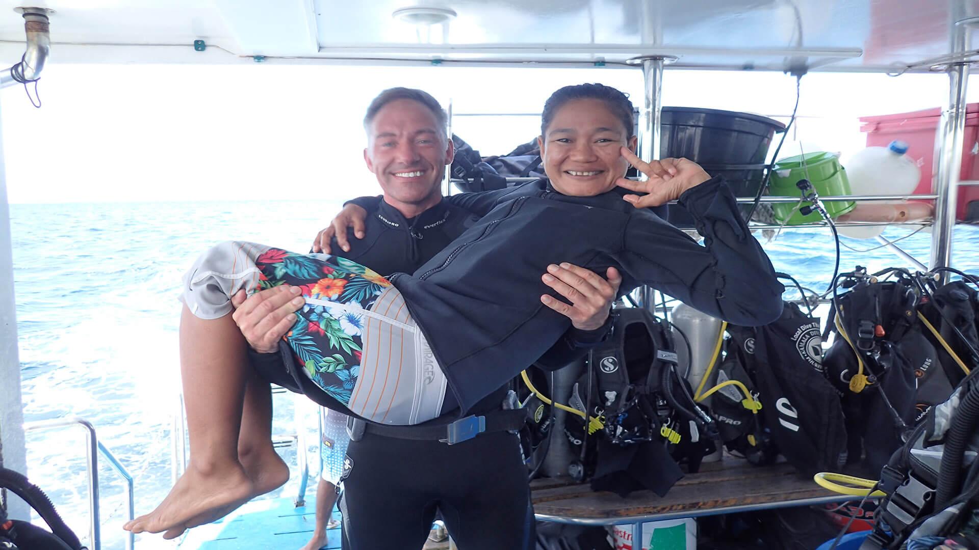 Scuba Diving Health