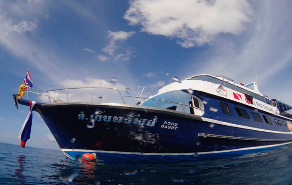phuket dive boat mv kepsub