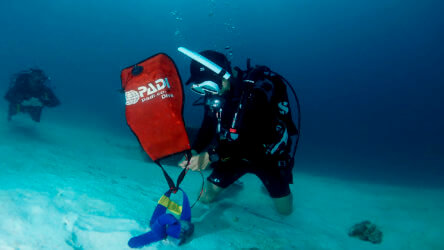 complete your padi search and recovery specialty in phuket