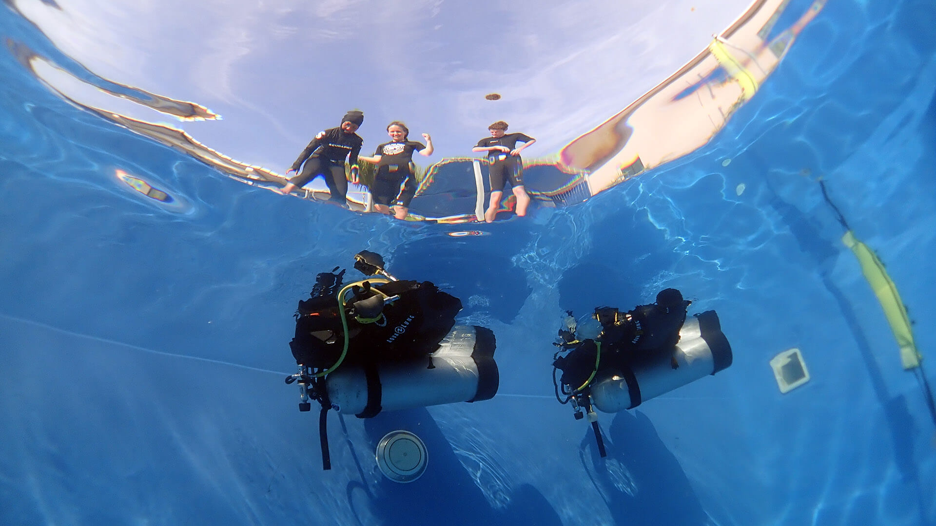 Tips For New Scuba Divers