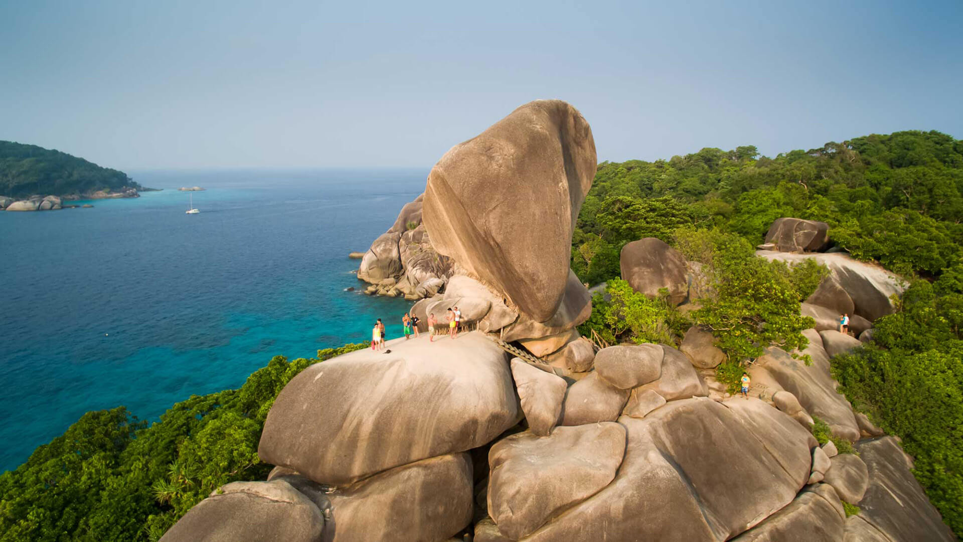 Need To Know: Similan And Surin Islands New Rules