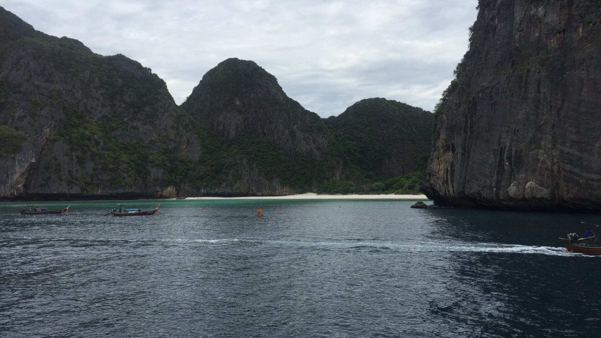 How Does Maya Bay Closure Affect Divers?
