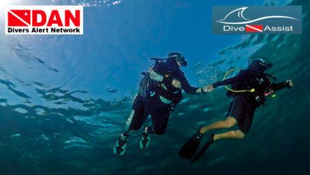 scuba diving travel insurance options phuket