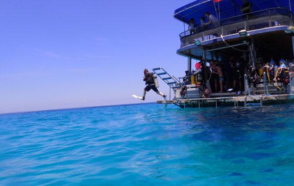 scuba diving new normal