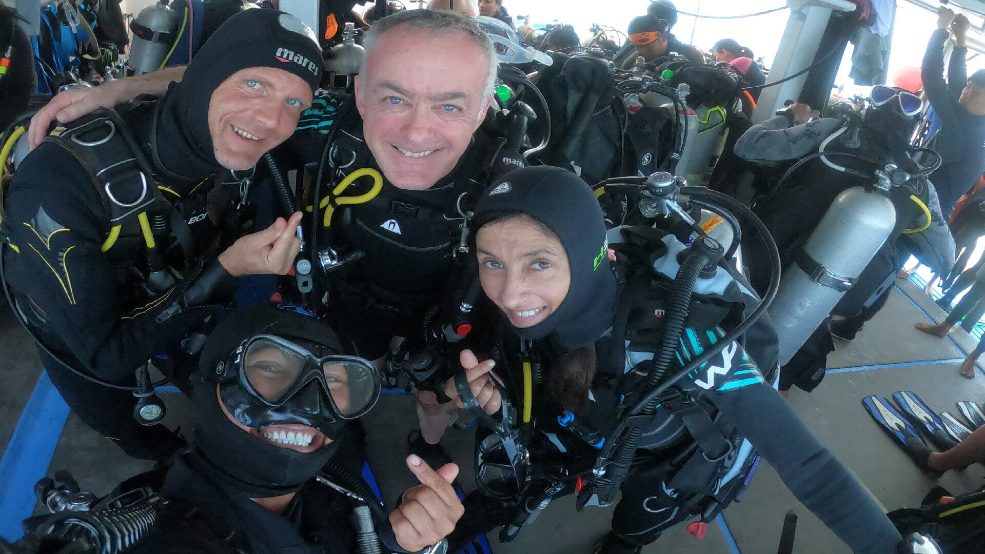 Why We Can't Wait To Go Diving Again