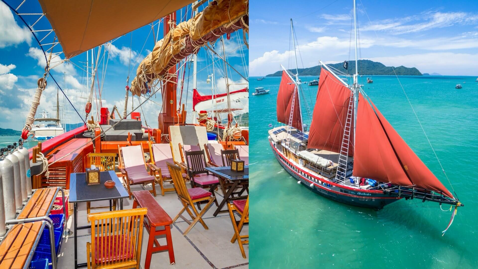 Save 25% On All Junk & Phinisi Trips 2020