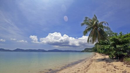 cape panwa in phuket has great scenery