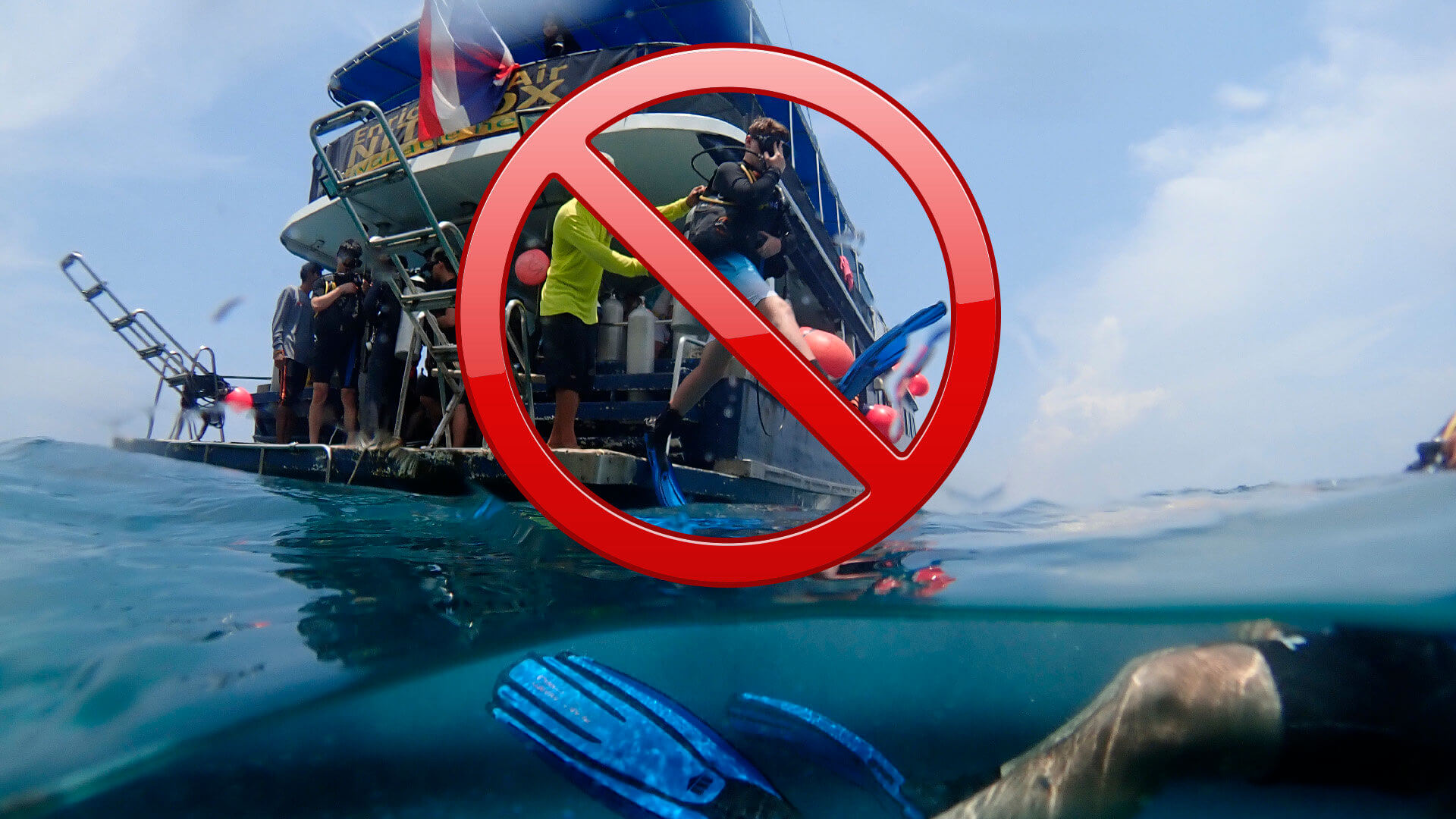 Diving From Liveaboards Banned In The Similan Islands