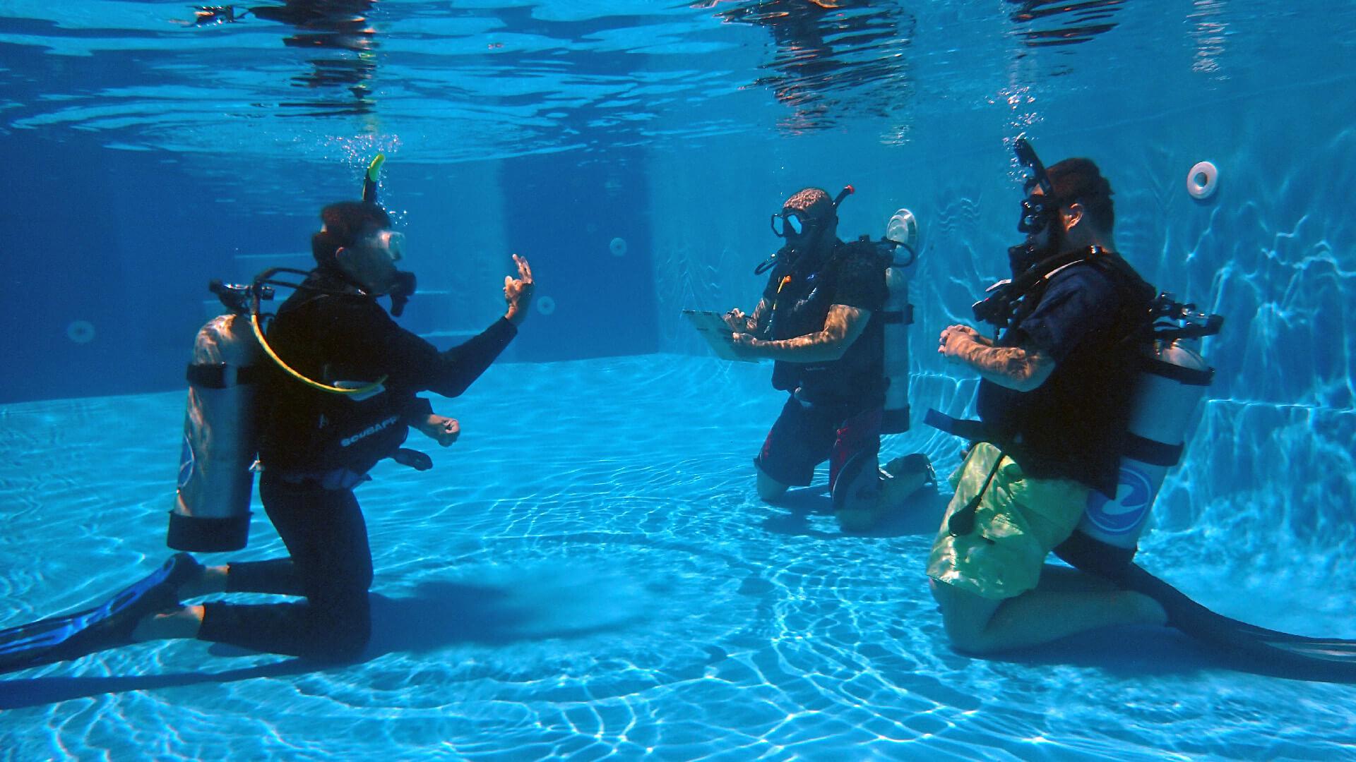 PADI Divemaster Course In Phuket