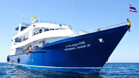 southern thailand liveaboard manta queen 3