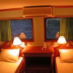 comfortable twin cabins