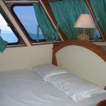 double cabins available for advance booking