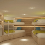 new quad cabin on deep andaman queen